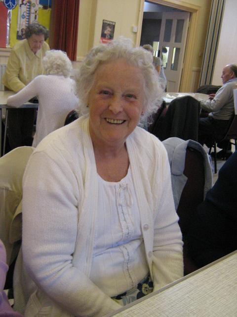 Dorothy Mitchinson