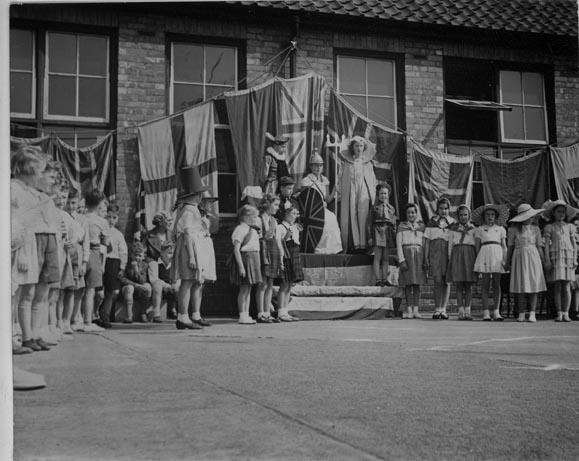 Empire Day, 1950