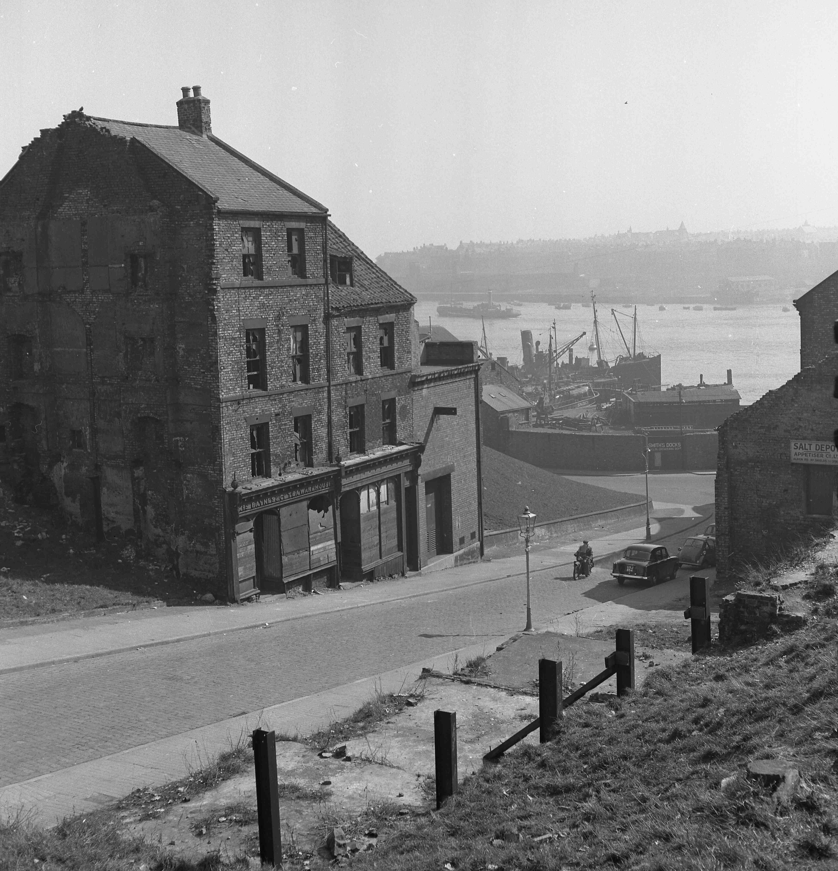 Little Bedford Street - North Shields c 1958