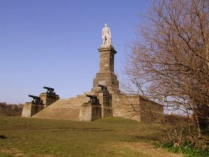 Collingwood Monument Tynemouth