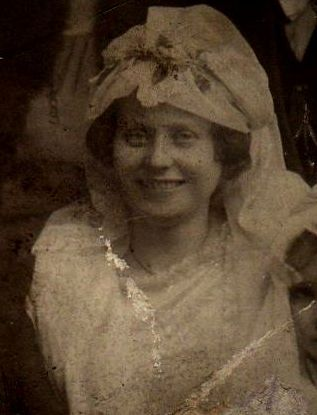 May as a bride 1923