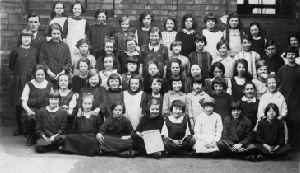 School photo St Columba