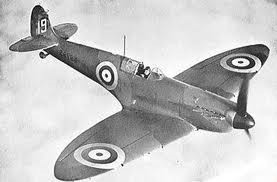 Picture of a Spitfire