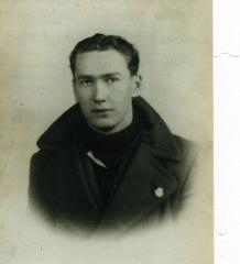 Photo of Joseph Thompson aged 17