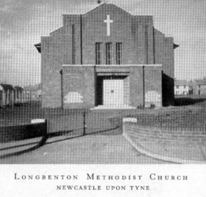 Photograph of Longbenton Methodist Church