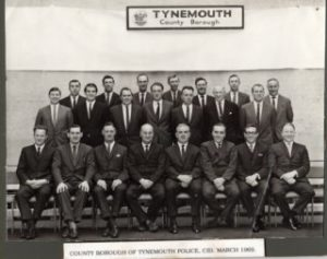 Photograph of Tynemouth Borough Police