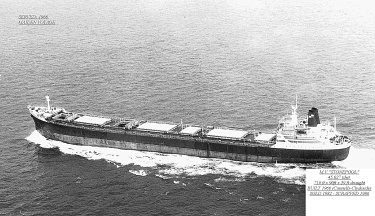 Photo of MV Stonepool
