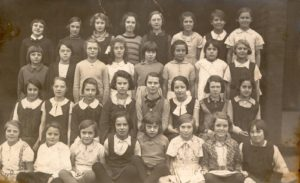 Photograph of Central Girls School Choir