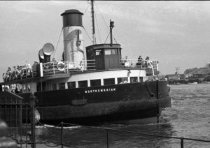 Tyne Ferry photo 1950s