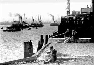 Photograph of North Shields Fish Quay
