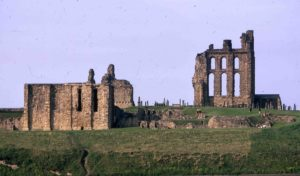 Photograph of Tynemouth Priory