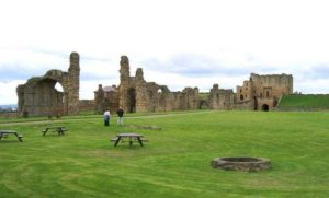 Photo of The Priory, Tynemouth