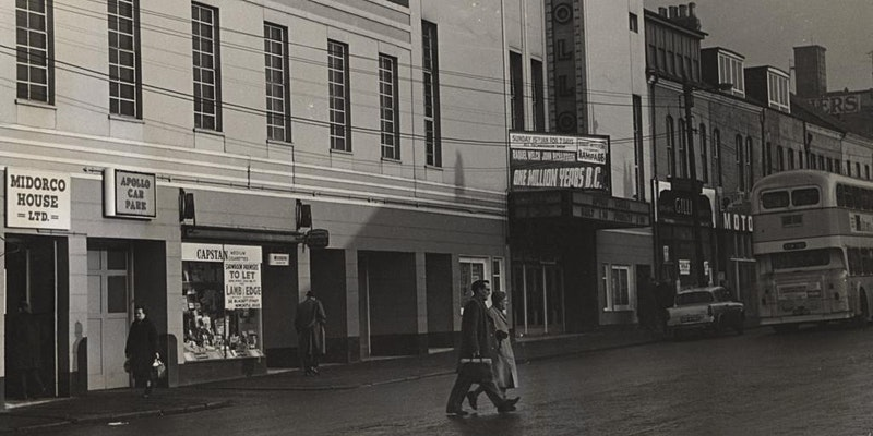 Photo of Newcastle cinema