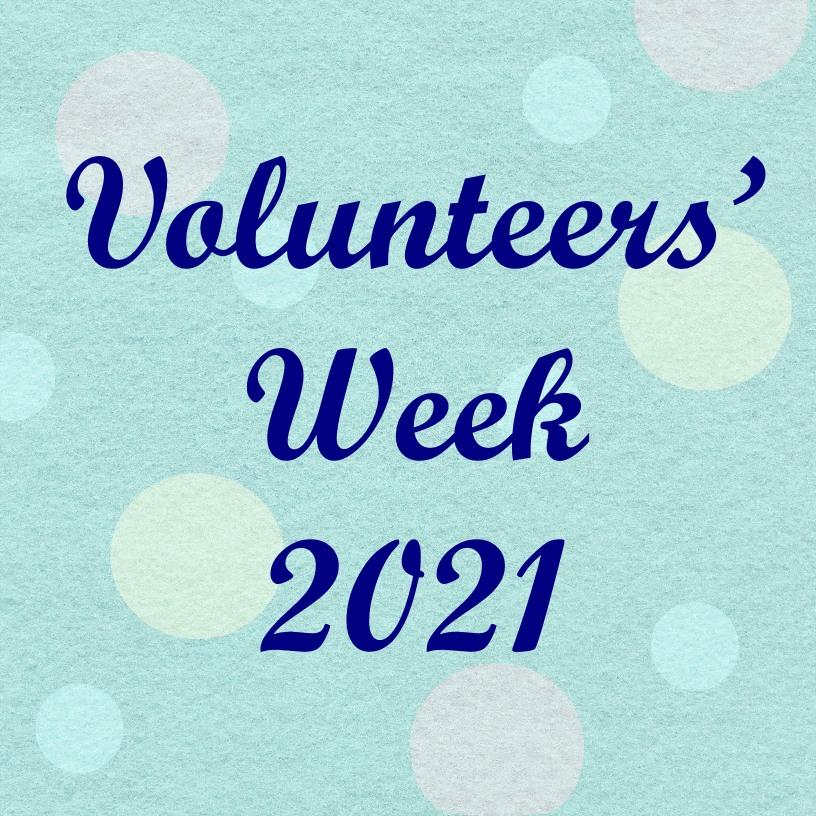 Volunteers Week image